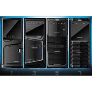 Case Power Logic Xenon Graphite 450W
