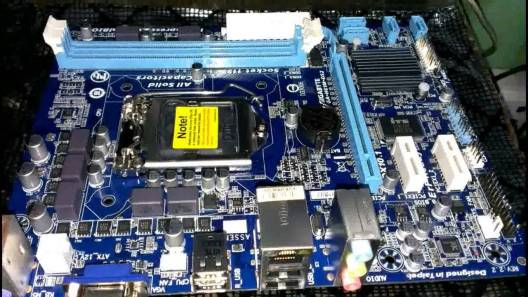 GA H61M DS Motherboard Gigabyte GA H61M DS2V Second Like News