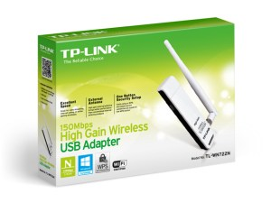 USB Wireless TP-Link WN722N