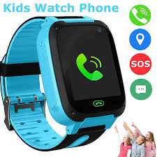 Smartwatch Kids Jam Tangan Anak Smartwatch Kids Smart Watch Telepon Camera Kamera GPS Trackers No Imoo Watch Phone Imo Y1