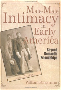 book cover: Male-Male Intimacy