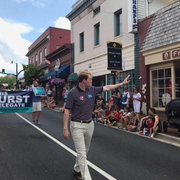 Emerson alumnus wins Virginia House seat