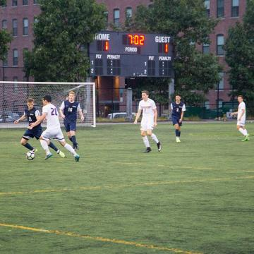 Men's soccer preview: Playoffs not out of reach
