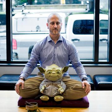 Mindfulness course moves students to meditate