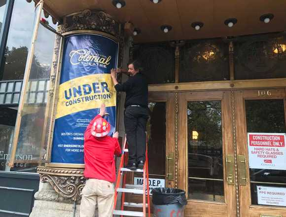 Colonial Theatre to reopen with Moulin Rouge!