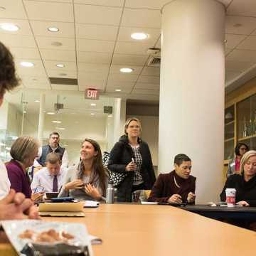 Search for assistant dean of campus life nears end