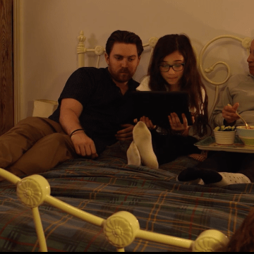 Pat Giguere '12 chronicles cancer in comedic web series
