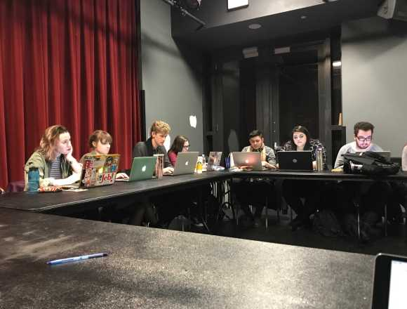 SGA appoints new chief justice, commissioners