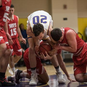History repeats as WPI sneaks past Emerson on buzzer-beater