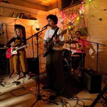 Student band enters the Boston DIY scene