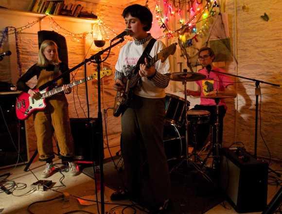 Student band enters the Boston DIY scene
