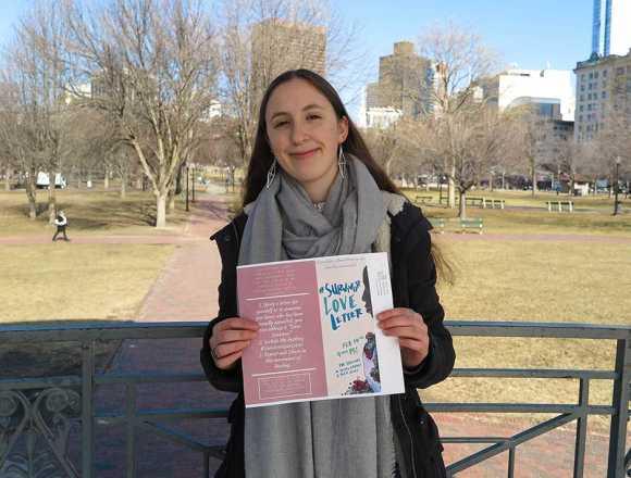 Freshman brings viral valentine campaign to campus