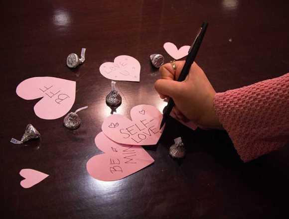 Practicing self-love and accountability ahead of Valentine's Day
