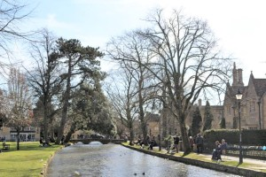 Cotswolds - Bourton-on-the-Water 1