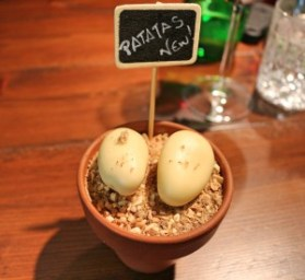 Acto II - los snacks New Potato