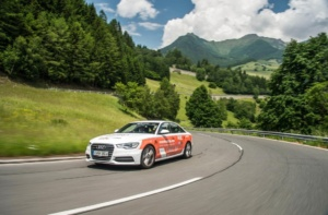 Travel 2 - Audi