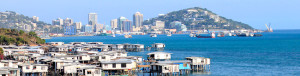 Port Moresby, the capital city
