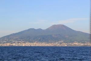 Amalfi - Mount Vesuvius