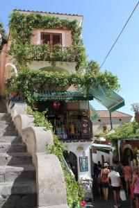 Amalfi - Positano Side Street 3