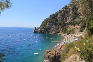 Amalfi - Spiaggia del Fornillo