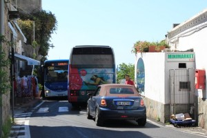 Amalfi - Traffic