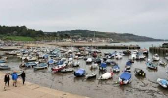 Jurassic Coast - Lyme Regis Harbour 1