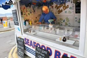 Jurassic Coast - Lyme Regis No 1 Restaurant per Tripadvisor