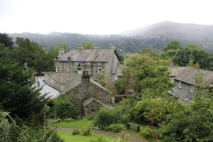 Lake District - Dove Cottage - home of William Wordsworth