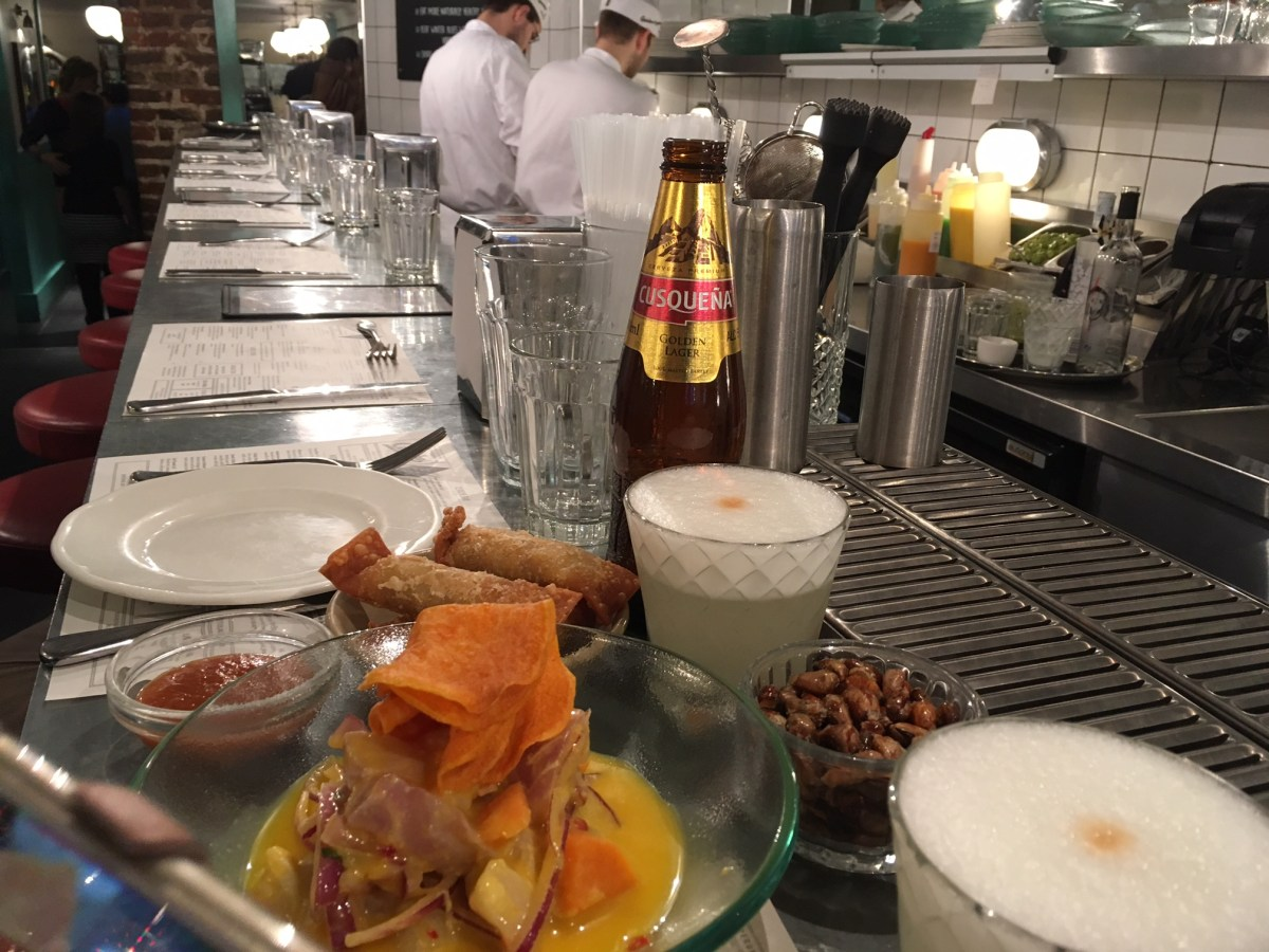 Ceviche in Soho, a True Gem