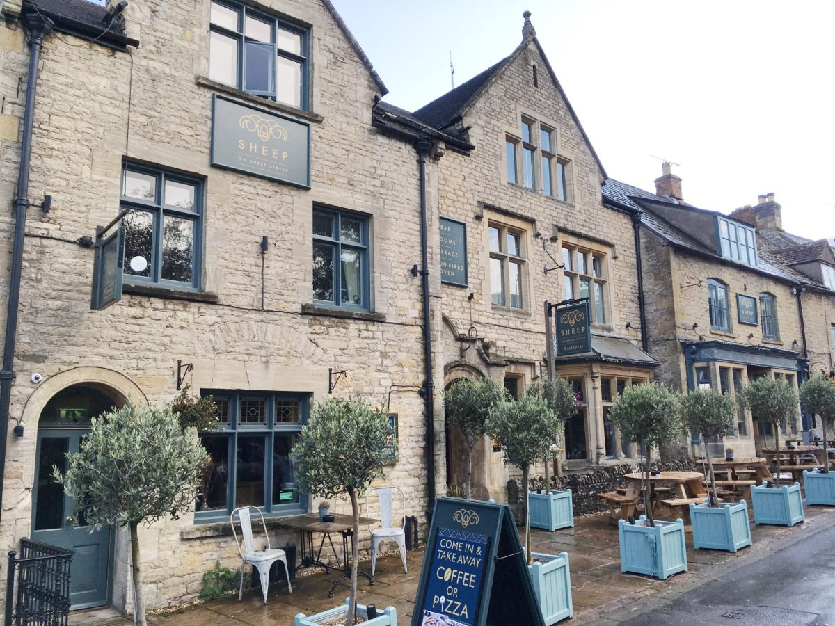 The Sheep on Sheep Street, Stow-on-the-Wold - Our Restaurant Review