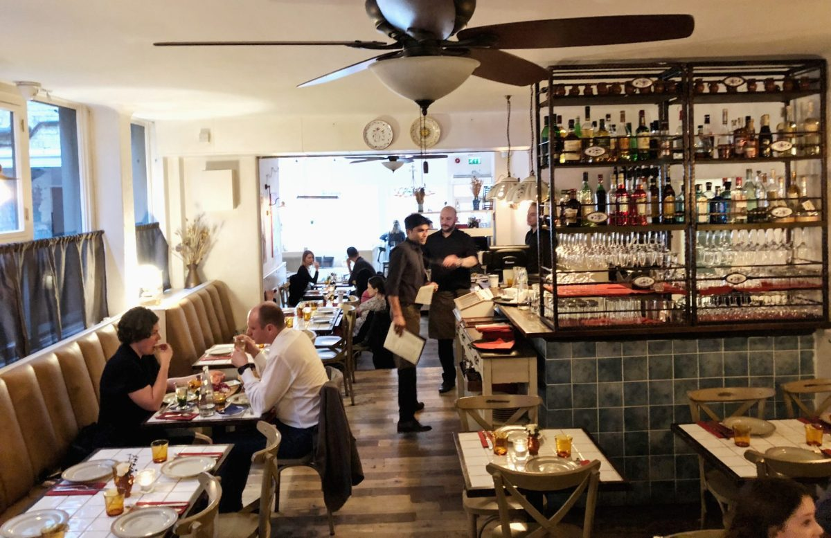 Restaurant Apulia, London - our Review