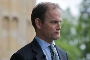 Douglas Carswell, UKIP's only Member of Parliament
