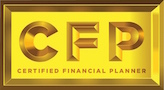 CFP Certified Financial Planner Logo