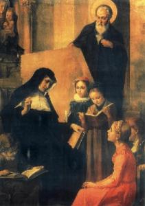 Saint Pierre Fournier et Alix Leclerc