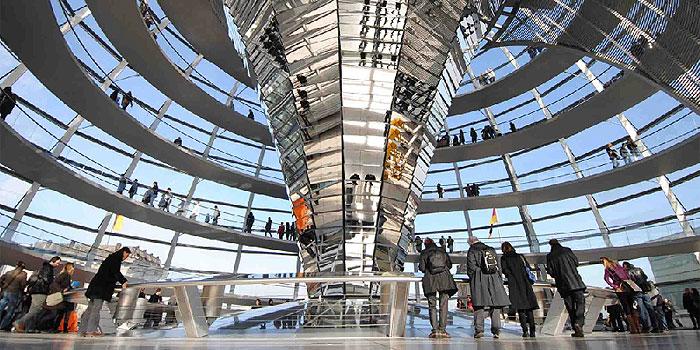 Reichstag - El Parlamento Alemán en Berlín