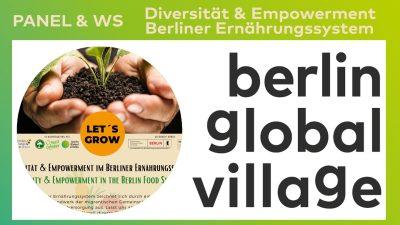 Let´s Grow – Diversität & Empowerment im Berliner Ernährungssystem