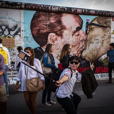 Berlin Wall - East Side Gallery