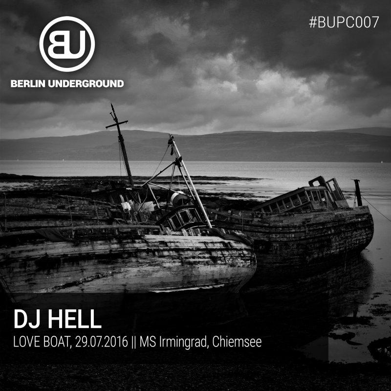 #BUPC007 – DJ Hell