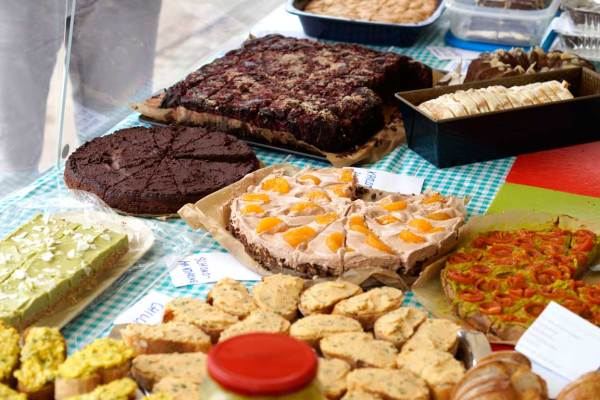Vegan Bake Sale von BerlinVegan BerlinVegan