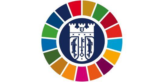 Logo kommunale Nachhaltigkeitsstrategie