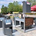 Vergrößerung: Schlüsselübergabe im Havelländer Ring - moderne Müllcontainer