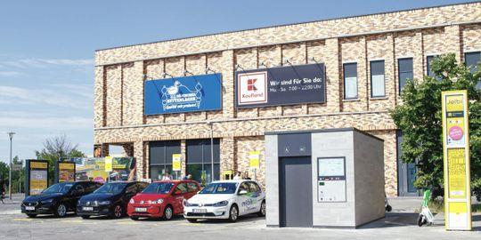Start des zweiten Berliner Jelbi-Netzwerks in Biesdorf
