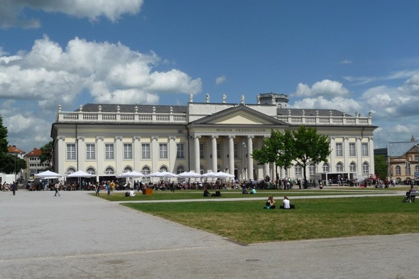 Fridericianum, photo: Jeni Fulton