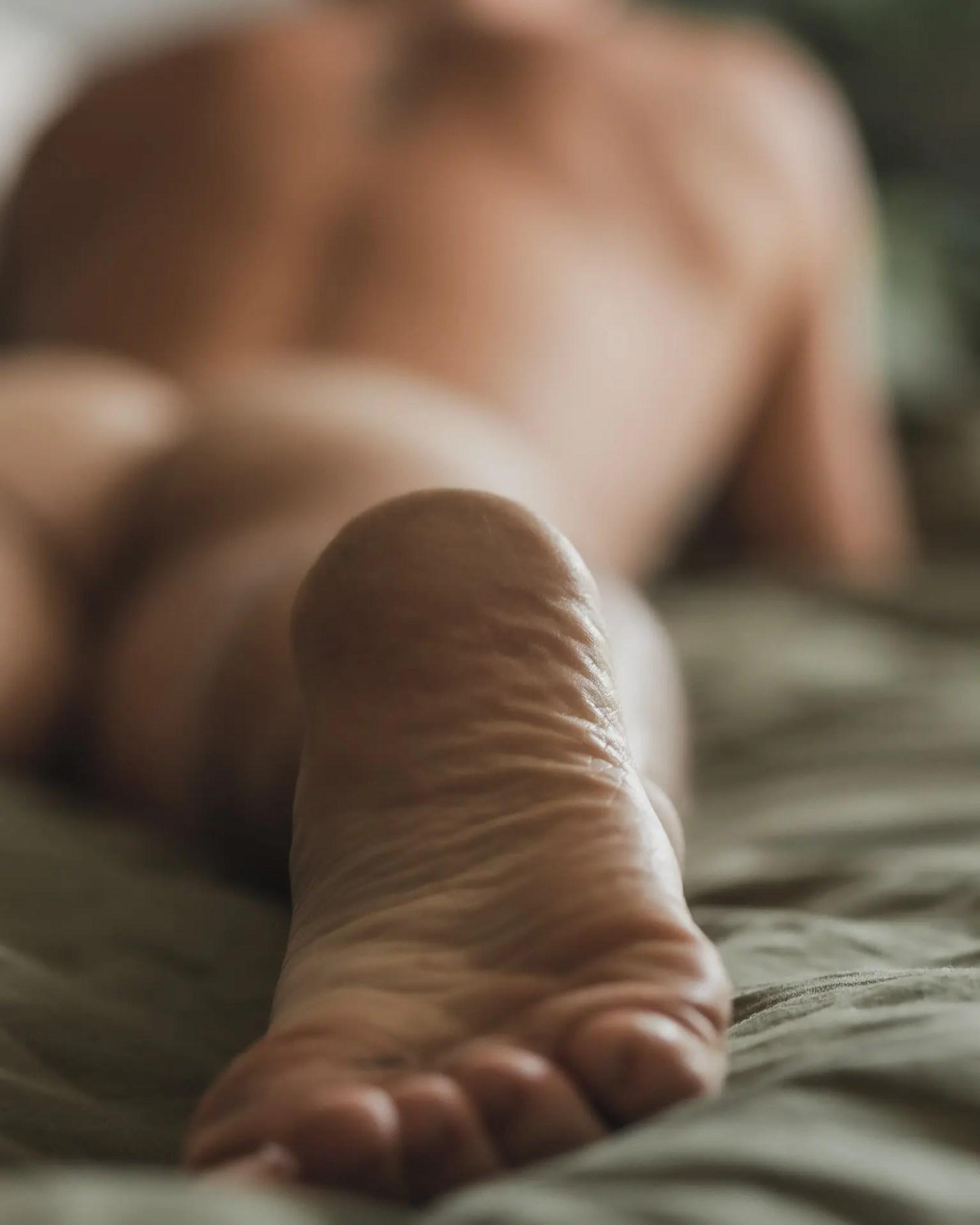 Männerfüße, Pflegetipps, schwul