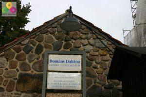 Bauernhof / Freilichtmuseum Domäne Dahlem