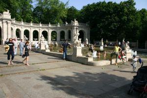 Der Volkspark Friedrichshain