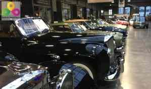Oldtimer Youngtimer und mehr Luxuskarossen in der Classic Remise Berlin