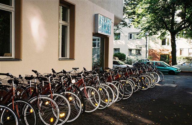 Fahrradverleih Sternstraße : Stadtführungen per Rad