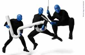 Show: Blue Man Group im Stage Bluemax Theater am Potsdamer Platz