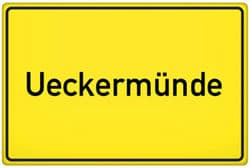 Grafik Ueckermünde